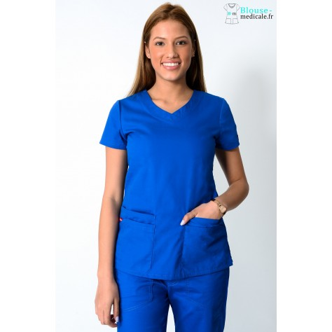 Tunique Femme Bleu Royal Dickies 85906