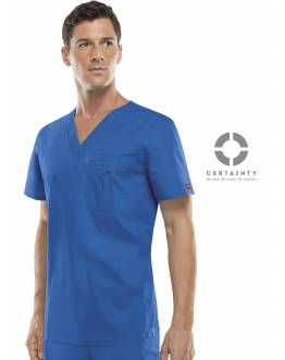 Blouse Dickies Medical Antimicrobienne Homme Bleu Royal 81714A