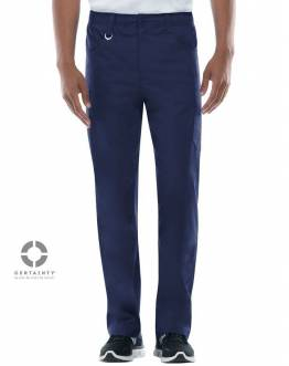 Pantalon Antimicrobien Dickies Medical Bleu Marine 81111A