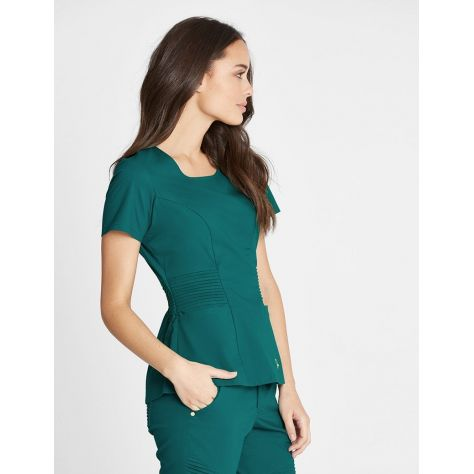 "Tunique Jaanuu ""Pintuck Top"" Vert"