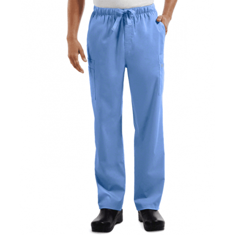 Pantalon Medical Homme Cherokee 4243 Bleu Ciel