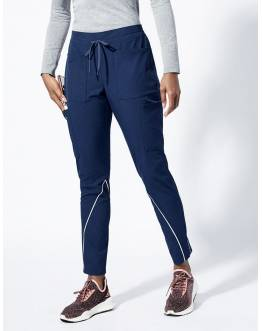 "Pantalon Jaanuu ""Charge Cargo Drawcord Pant"" Bleu Marine Collection Arya"