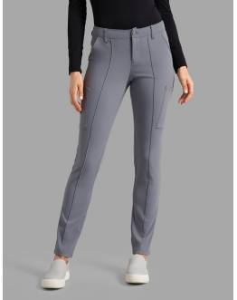"Pantalon Jaanuu ""Slim Cargo Trouser Pant"" Gris Clair Collection Hudson"