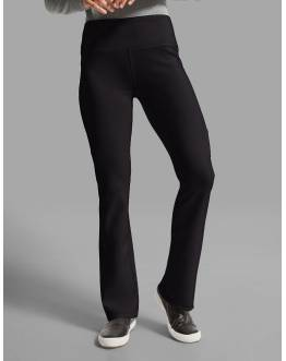 "Pantalon Jaanuu ""Yoga Pant"" Noir Collection Ponte"