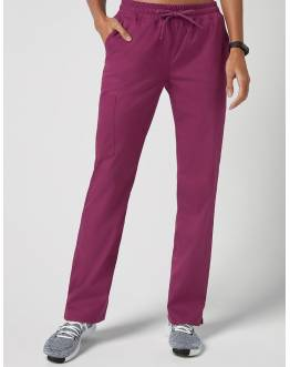 "Pantalon ""Straight Leg 4 Pocket Pant"" Bordeaux Collection Classic"