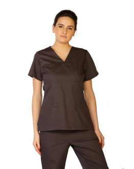 Tunique Medicale Life Threads 1110 Gris Anthracite