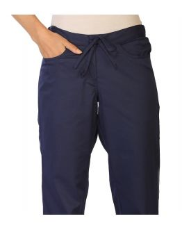 Pantalon Medical Femme Life Threads 1120 Bleu Marine