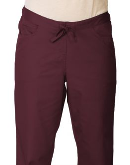 Pantalon Medical Femme Life Threads 1120 Bordeaux