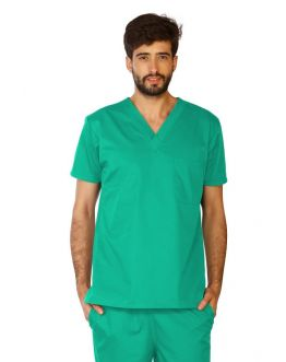 Tunique Medicale Homme Life Threads 3110 Jade