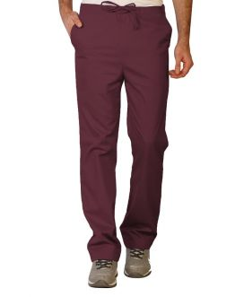 Pantalon Medical Homme Life Threads 3120 Bordeaux