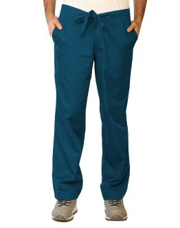 Pantalon Medical Homme Life Threads 3120 Bleu Caraibe