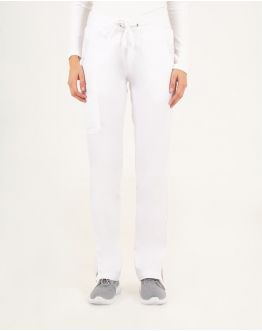 Pantalon Medical Femme Life Threads 1425 Blanc