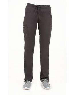 Pantalon Medical Femme Life Threads 1425 Gris Anthracite