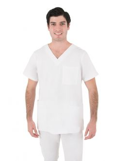 Pantalon Medical Homme Life Threads 2410 Blanc