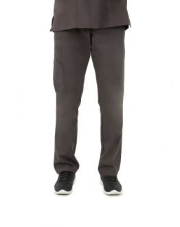 Pantalon Medical Homme Life Threads 2420 Gris Anthracite