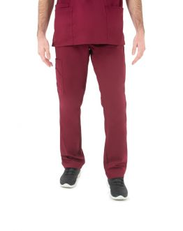 Pantalon Medical Homme Life Threads 2420 Bordeaux